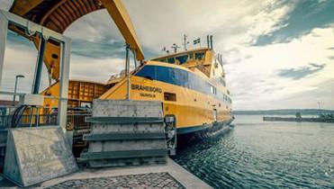 Fremdriftsystemer til tung skibstrafik
