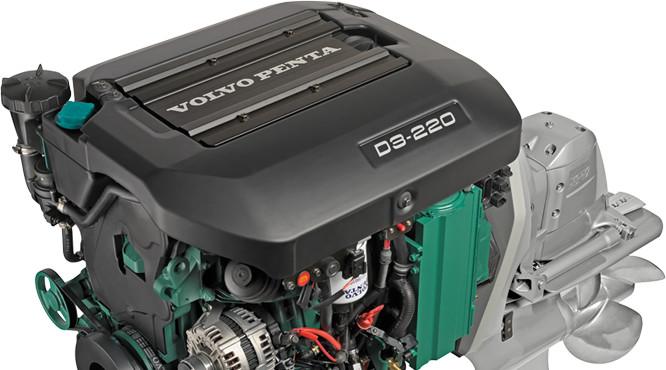 Volvo Penta aquamatic Diesel